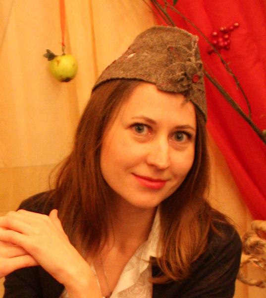Шляпка «Девичья мечта», Татьяна Серых