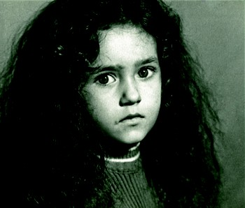 «Я была ребенком очень  своенравным»