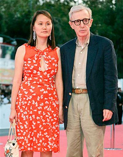 Вуди Аллен (Woody Allen) и Сун-И Превин