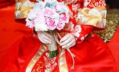 Свадебная мода: в чем выходят замуж в Азии