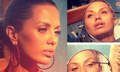 Какой макияж выбирает Виктория Боня для съемок?