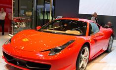 Покупателю дома – Ferrari в подарок
