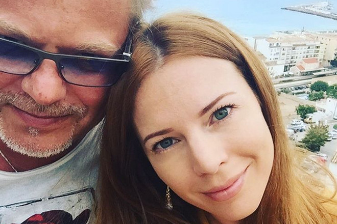 Владимир Пресняков-мл. и Наталья Подольская фото