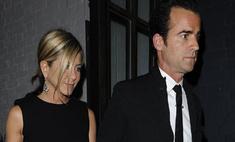 Дженнифер Энистон подарила Джастину Теру куртку за $12 тыс.