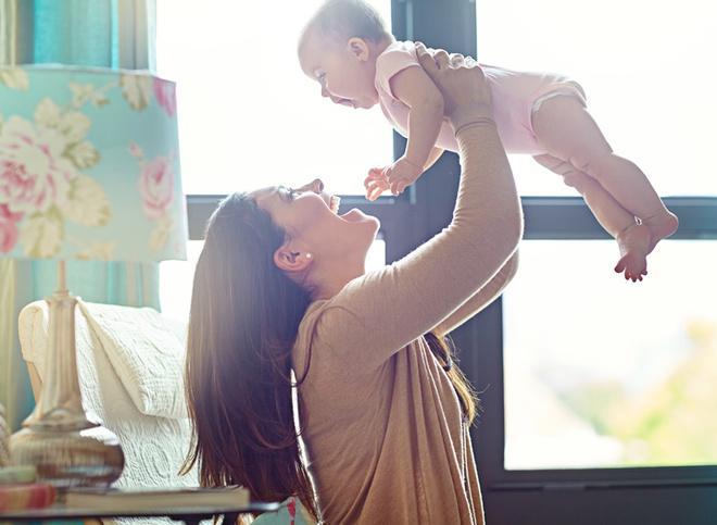 30 способов стать как можно ближе с младенцем