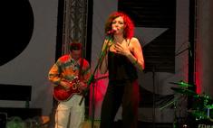 Екатерина Волкова устроила концерт на «Кинотавре»