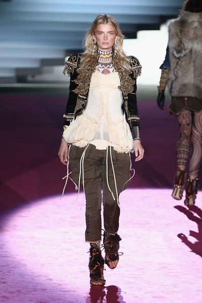 Показ DSquared2 на Неделе моды в Милане | галерея [2] фото [11]