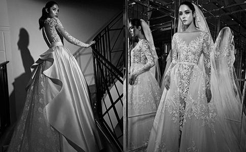 Платья Zuhair Murad, увидев которые хочется замуж: фото