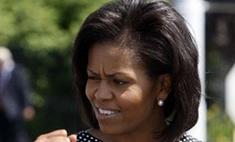 Мишель Обама танцует ради борьбы с ожирением
