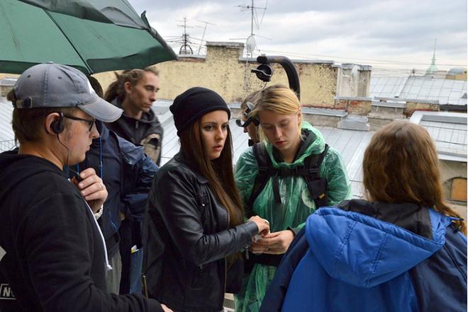 Семь режиссеров-женщин снимут фильм «Петербург. Селфи»: подробности