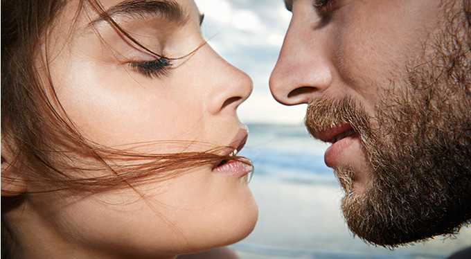Оральный секс похож на поцелуи
