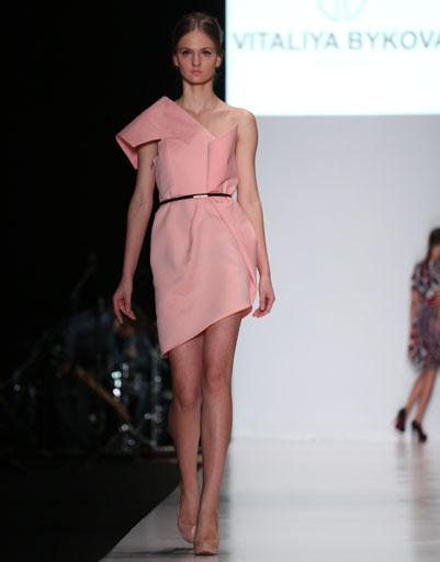 Mercedes-Benz Fashion Week Russia: коллекция Vitaliya Bykova весна-лето 2013