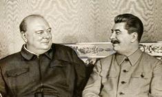 Черчилль верил в НЛО