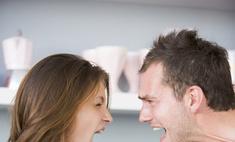 О чем спорят семейные пары