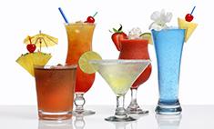 10 простых рецептов безалкогольных коктейлей