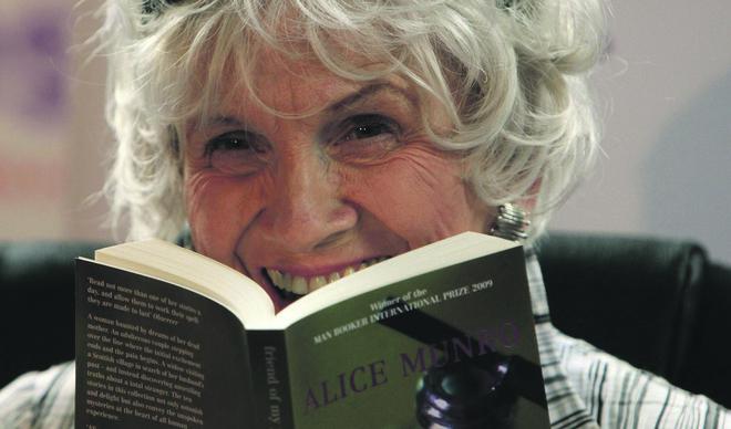 Элис Манро – мастер короткого рассказа.