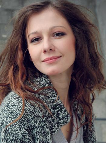 Полина Агуреева, актриса