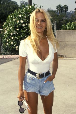 Памела Андерсон, 1992 год