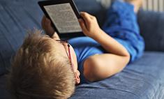 Электронные книги для детей: вред и польза