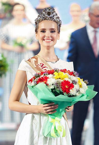 """Елизавета Аниховская, """"Мисс Екатеринбург - 2016"""", фото"""