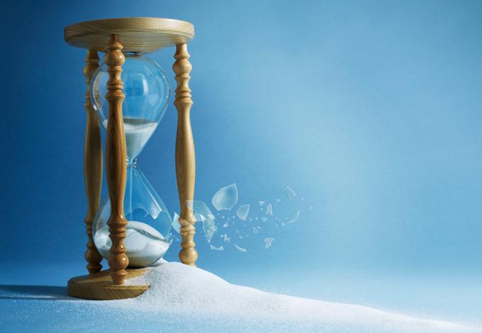 Разбитые песочные часы