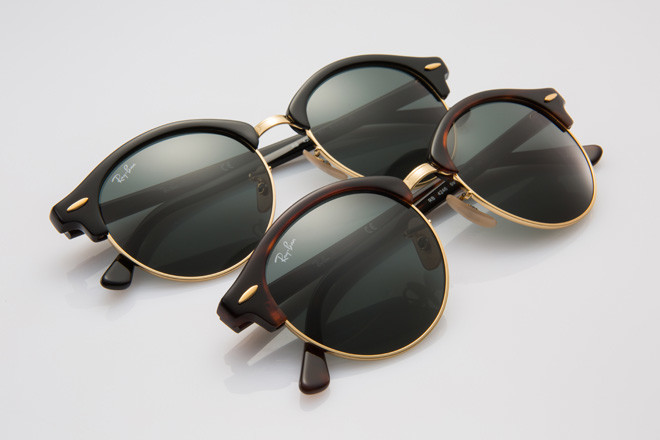 Ray-Ban Clubround, от 11 000 р.