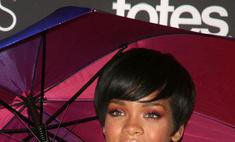 Зонтики от Рианны