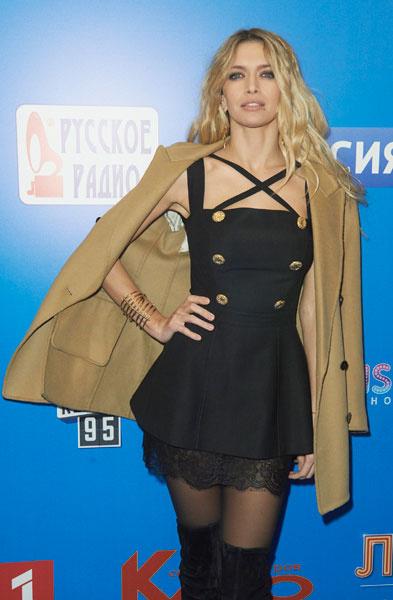 """Вера Брежнева на премьере фильма """"Любовь в большом городе 3"""""""