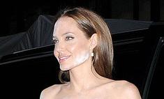 Бьюти-провал: Анджелина Джоли ужаснула макияжем