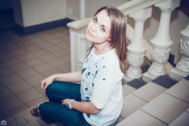 Красивые девушки в науке Казань