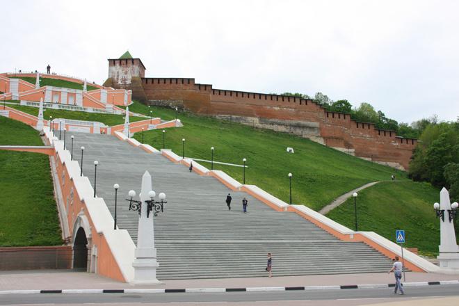 Нижний Новгород. Кремль