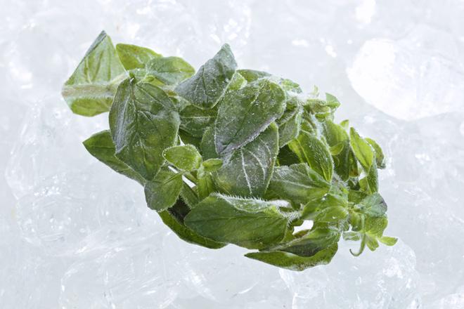 рецепты льда, уход за кожей лица