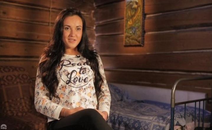 Пермячка стала героиней шоу Барышня-крестьянка на канале Пятница!