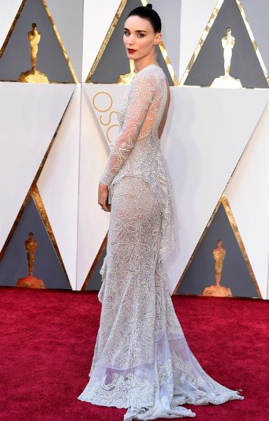 Оскар 2016: Руни Мара без белья