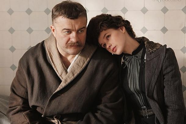 В «Поддубном» Катерина сыграла возлюбленную борца