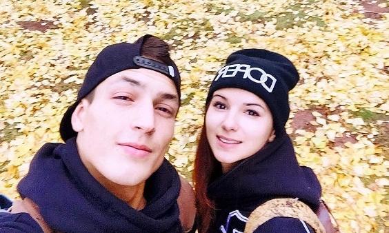Слава Петренко и Снежана Крюкова
