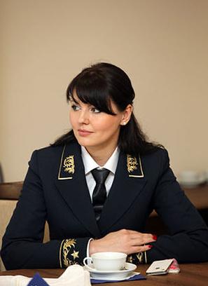 Гламурный министр из Приднестровья
