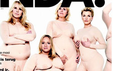 Голландский журнал высмеял стандарты красоты