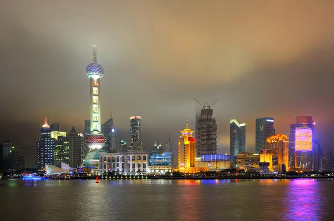 отдых в Шанхае