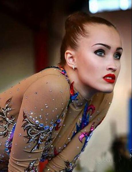 Анастасия Татарева, художественная гимнастика, фото