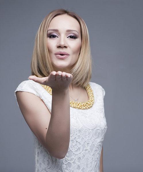 Валя Бирюкова. голос-3