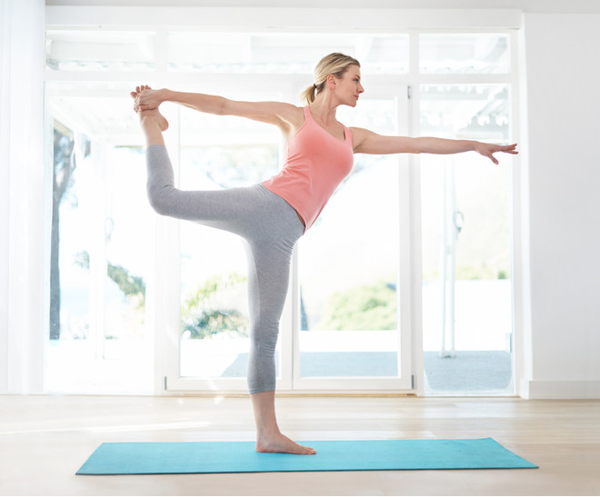 фитнес по утрам