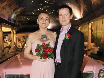 Брак Шинейд О'Коннор и Барри Херриджа продлился всего чуть больше двух недель