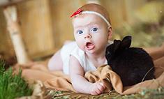 Умиляемся: 60 веселых фото малышей!