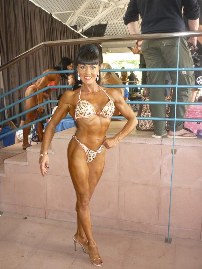 Ирина Блинова призер Чемпионата Европы по бодибилдингу