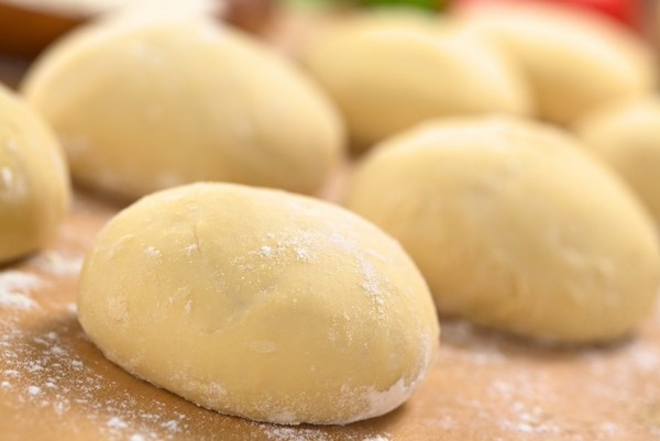 Бездрожжевое тесто: рецепт приготовления