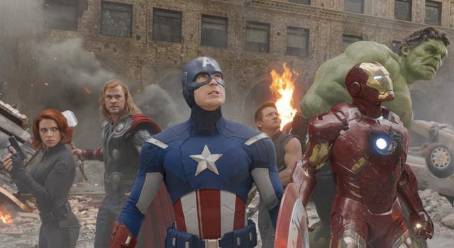 """В """"Мстители-2"""" появятся новые герои"""