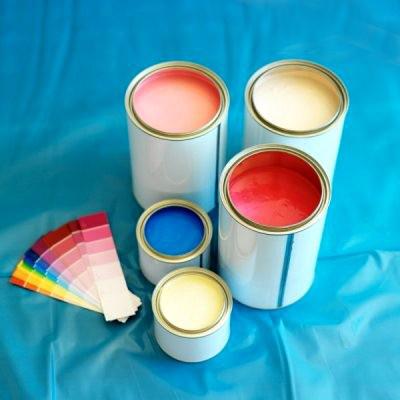 Краски и покрытия