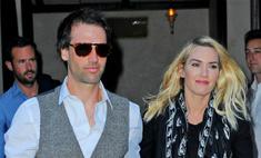 И они туда же: Кейт Уинслет разводится с третьим мужем