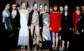 Mercedes-Benz Fashion Week Russia: прямая трансляция